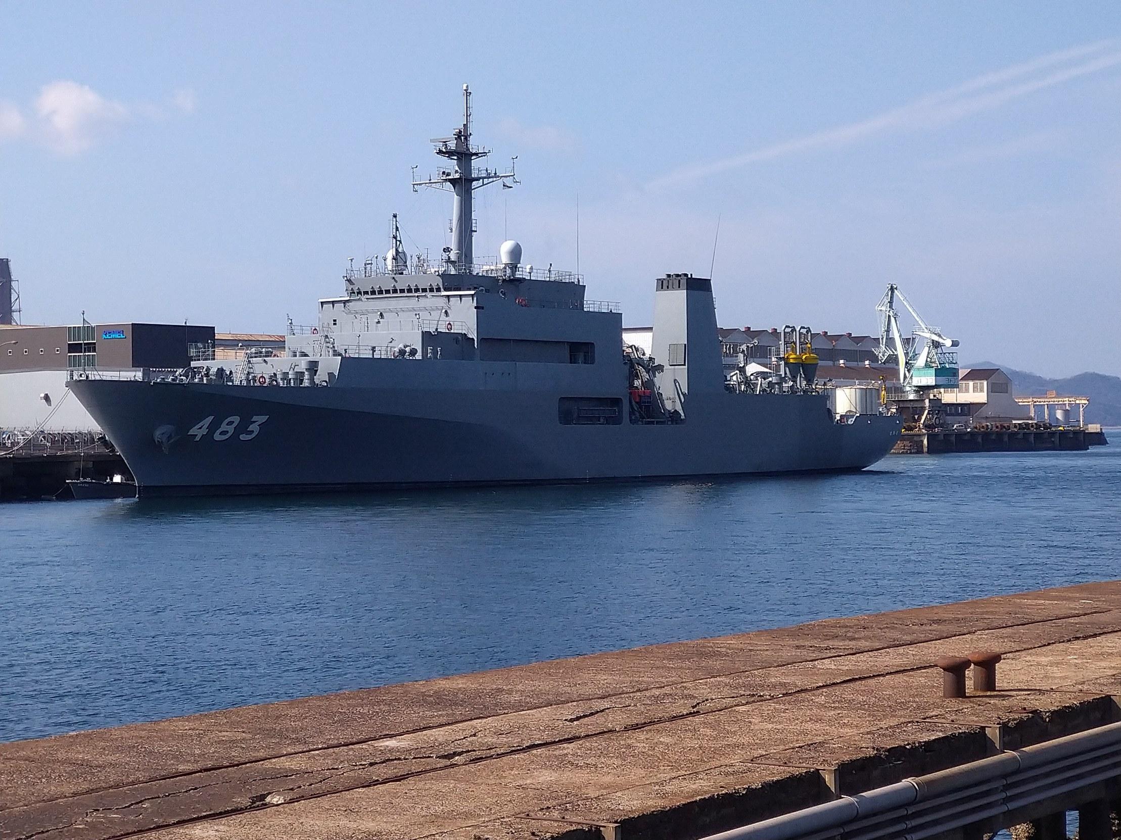 海上自衛隊のイメージ画像|東広島市カーリースならフラット7東広島