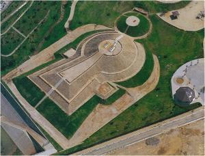東広島の史跡 三ッ城古墳 近所の散歩 |東広島市カーリースならフラット7東広島